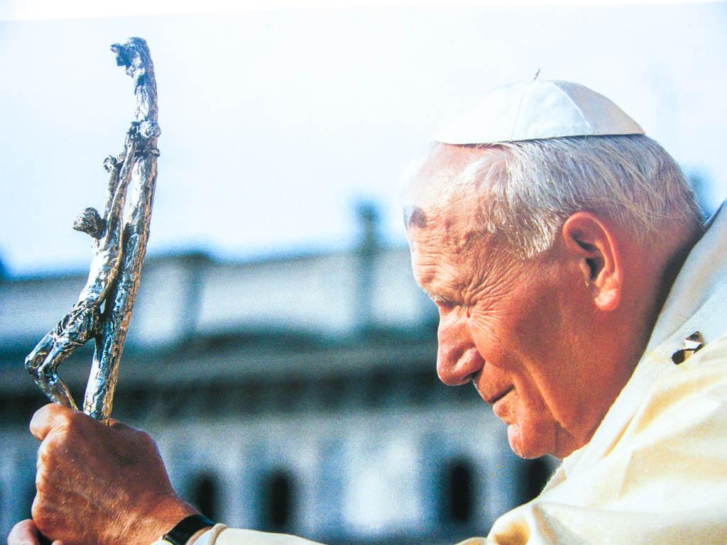 5. rocznica kanonizacji Jana Pawła II | eKAI