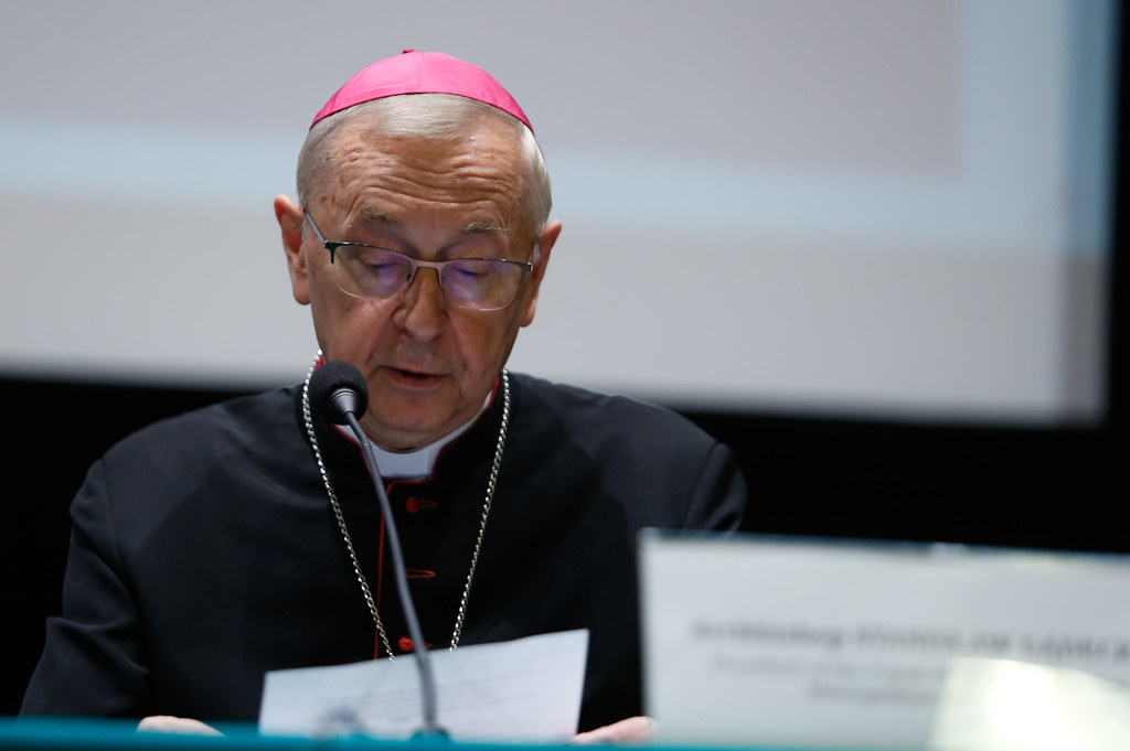 Abp Gądecki: mamy dbać o dobro skrzywdzonych, a nie o wizerunek instytucji Kościoła