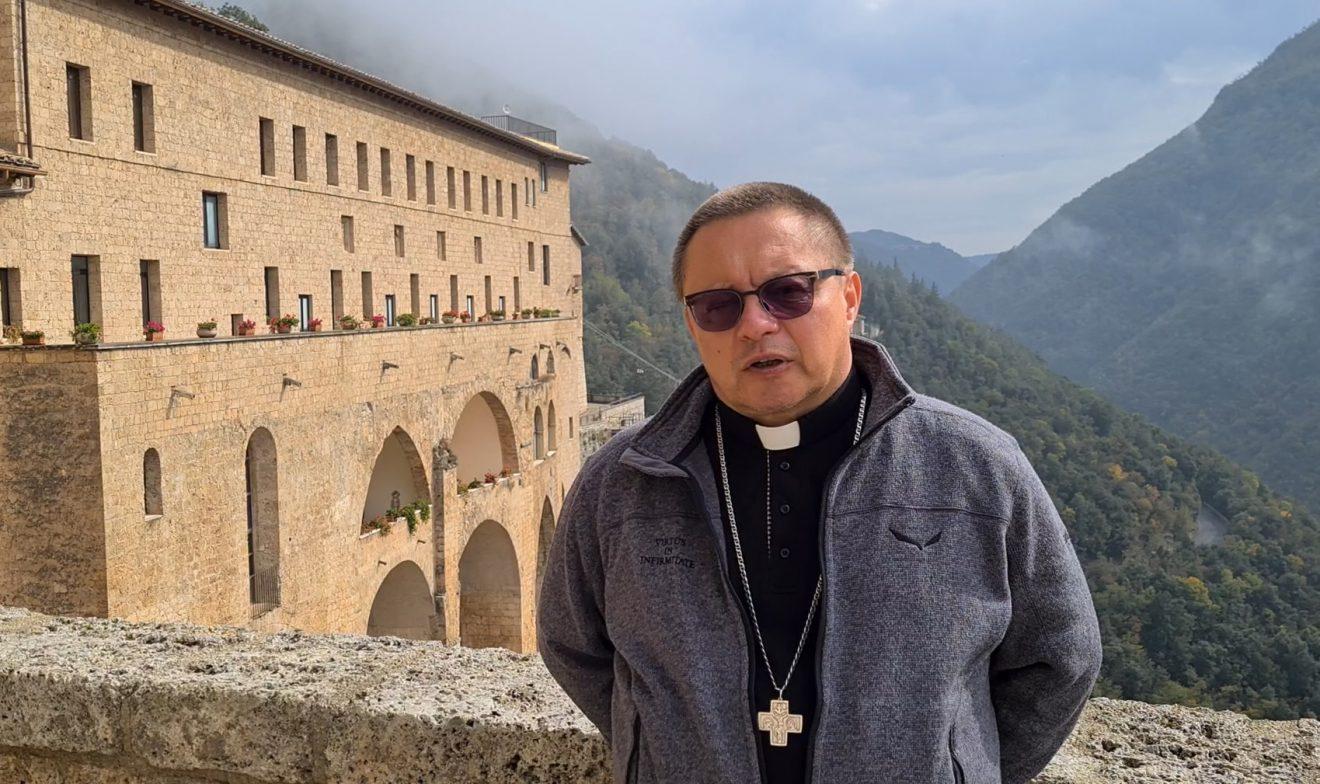 Abp Ryś o ad limina Apostolorum: świadectwo, bliskość, bycie pasterzem!